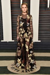 Zoey Deutch – Vanity Fair Oscar 2016 Party in Beverly Hills, CA