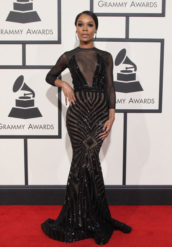 Zuri Hall – 2016 Grammy Awards in Los Angeles, CA