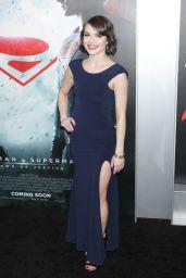 Abbi Snee – 'Batman v Superman: Dawn of Justice' Premiere in New York City