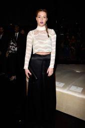 Adèle Exarchopoulos - H&M Fashion Show - Paris Fashion Week 3/2/2016