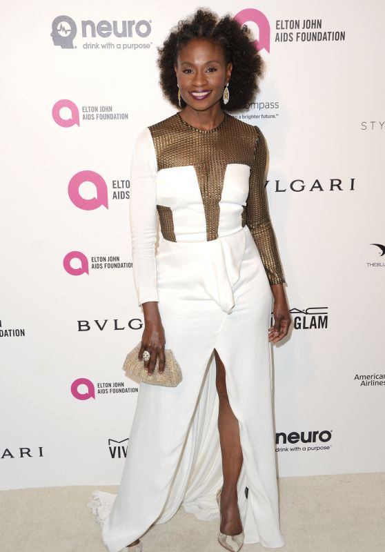 Adina Porter – 2016 Elton John Academy Awards Viewing Party