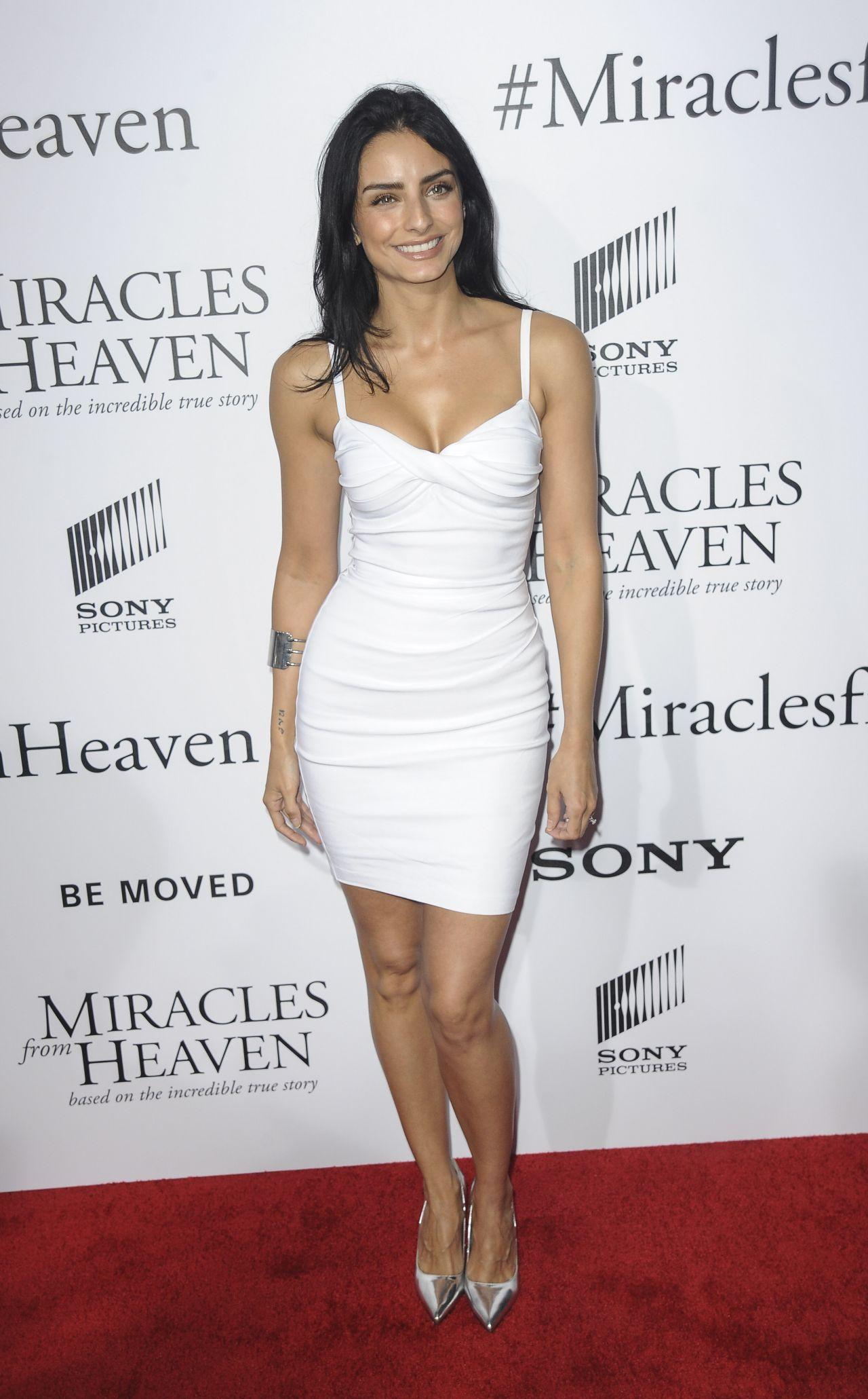 Aislinn Derbez – 'Miracles From Heaven' World Premiere in ...