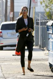 Alessandra Ambrosio - Out in Brentwood 3/15/2016
