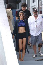 Alexandra Daddario in a Bikini -