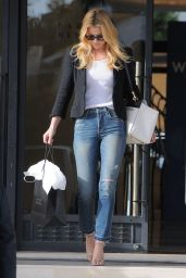 Ali Larter Casual Style - at Barneys New York in Beverly Hills 3/10/2016