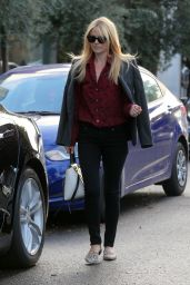 Ali Larter -Shopping in West Hollywood, CA 3/11/2016