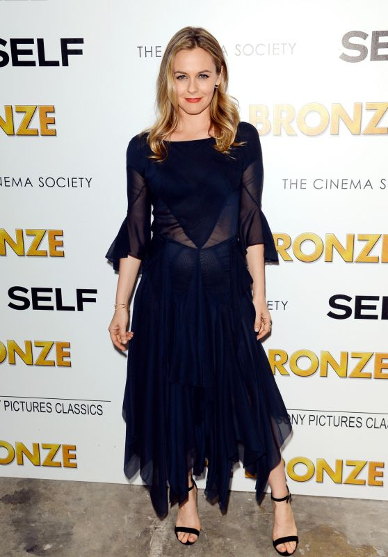 Alicia Silverstone - The Cinema Society & SELF Host a Screening of Sony Pictures Classics