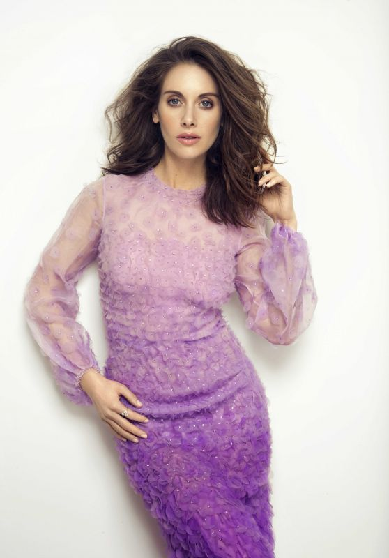 Alison Brie - Photoshoot for New York Post, March 2016