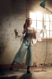 Alison Brie - VVV Magazine Spring/Summer 2016