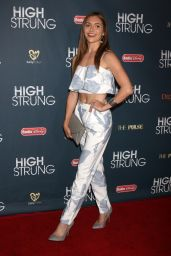 Alyson Stoner – 'Paladin's High Strung' Premiere in Hollywood
