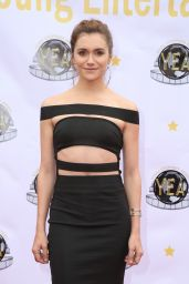 Alyson Stoner - Young Entertainer Awards 2016 in Universal City