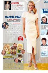 Amanda Seyfried - TV Movie April 2016 Issue