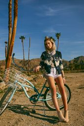 Amanda Steele - Boohoo Fashion Campaign Spring/Summer 2016 Part II