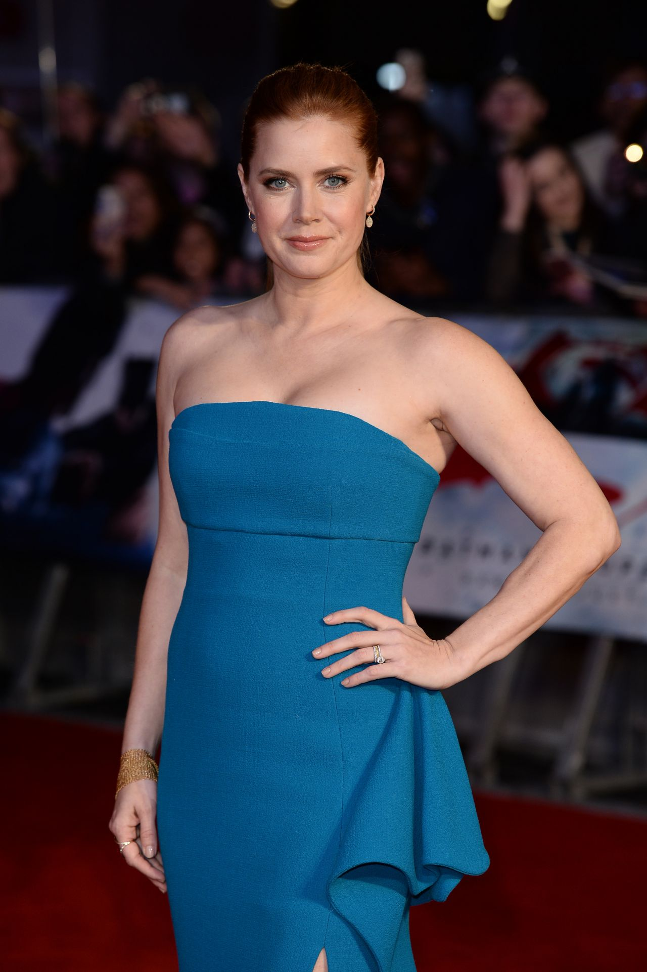 Amy Adams – 'Batman v Superman: Dawn of Justice' Premiere ... Amy Adams