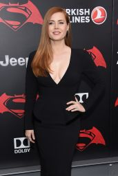 Amy Adams – 'Batman V Superman: Dawn Of Justice' Premiere in NYC 3/20/2016