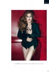 Amy Adams - GQ Magazine UK - April 2016 Issue