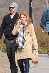 Amy Adams - Out in New York City 3/24/2016