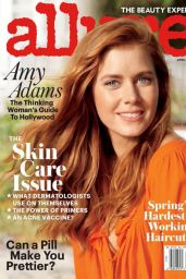 Amy Adams - Photoshoot for Allure Magazine US April 2016