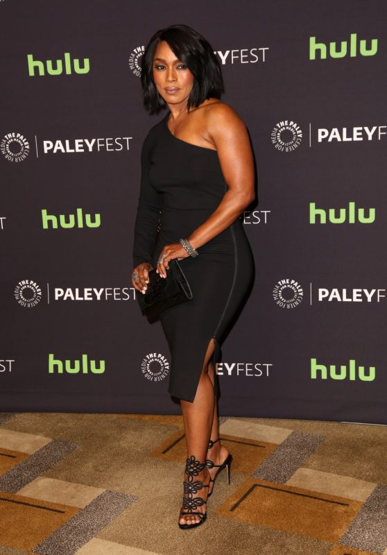 Angela Bassett - 2016 PaleyFest Los Angeles -