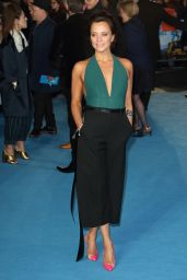 Ania Sowinski – 'Eddie The Eagle' Premiere in London, UK