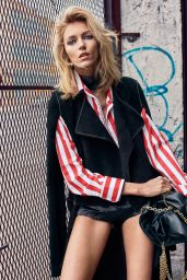 Anja Rubik - Photo Shoot for El Pais Semanal March 2016