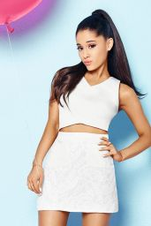Ariana Grande - Look Magazine UK Photos - February 2016