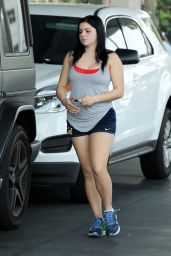 Ariel Winter in Shorts - Out in LA, March 2016
