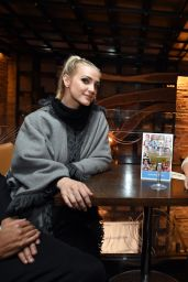 Ashlee Simpson - Celebrity Ski & Smile Challenge in Park City, Utah, 3/12/2016