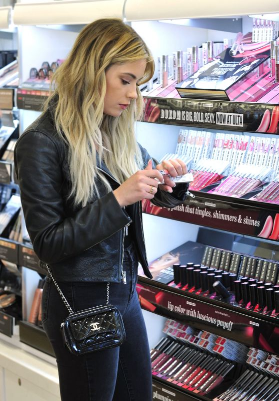 Ashley Benson - Buxom Cosmetics at Ulta Beauty in Los Angeles, March 2016