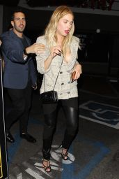 Ashley Benson Night Out Style - Hollywood 2/29/2016