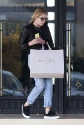Ashley Benson Shopping in Los Angeles 3/20/2016