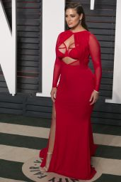Ashley Graham – 2016 Vanity Fair Oscar Party in Beverly Hills, CA