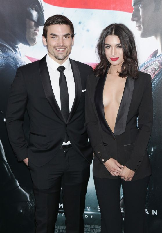 Ashley Iaconetti – 'Batman V Superman: Dawn Of Justice' Premiere in NYC 3/20/2016