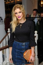 Ashley James - DELAM Luxury Cashmere Brand Launch Event in London, UK 3/16/2016