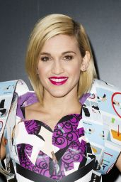 Ashley Roberts - RunwaytoLA Campaign Celebrating LA Fashion Week in London 3/18/2016