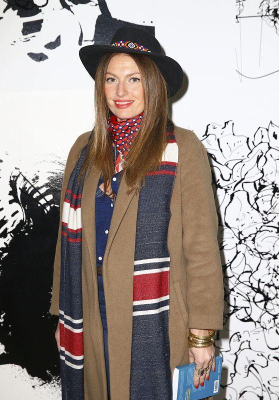 Aurelie Saada – Paul & Joe Fashion Show in Paris – Autumn Winter 2016