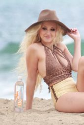 Ava Sambora - Photoshoot for 138 Water in Malibu 3/14/2016