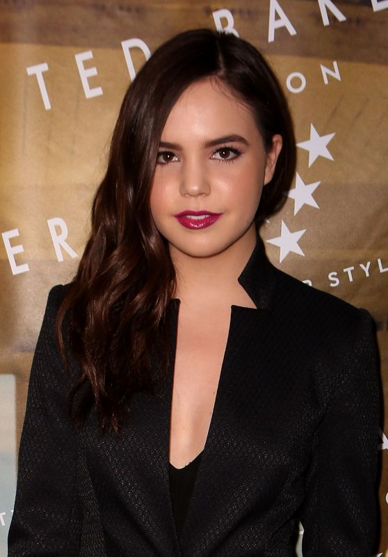 Bailee Madison – Ted Baker London Spring Summer '16 Launch Event 3/2/2016