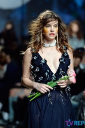 Barbara Palvin - MetroCity Fashion Show in Seoul, South Korea 3/23/16