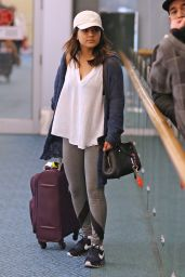 Becky G  - Arriving into Vancouver 3/27/2016