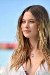Behati Prinsloo Launches Victoria's Secret Swim Collection 3/8/2016