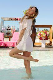 Behati Prinsloo Launches Victoria's Secret Swim Collection 3/8/2016