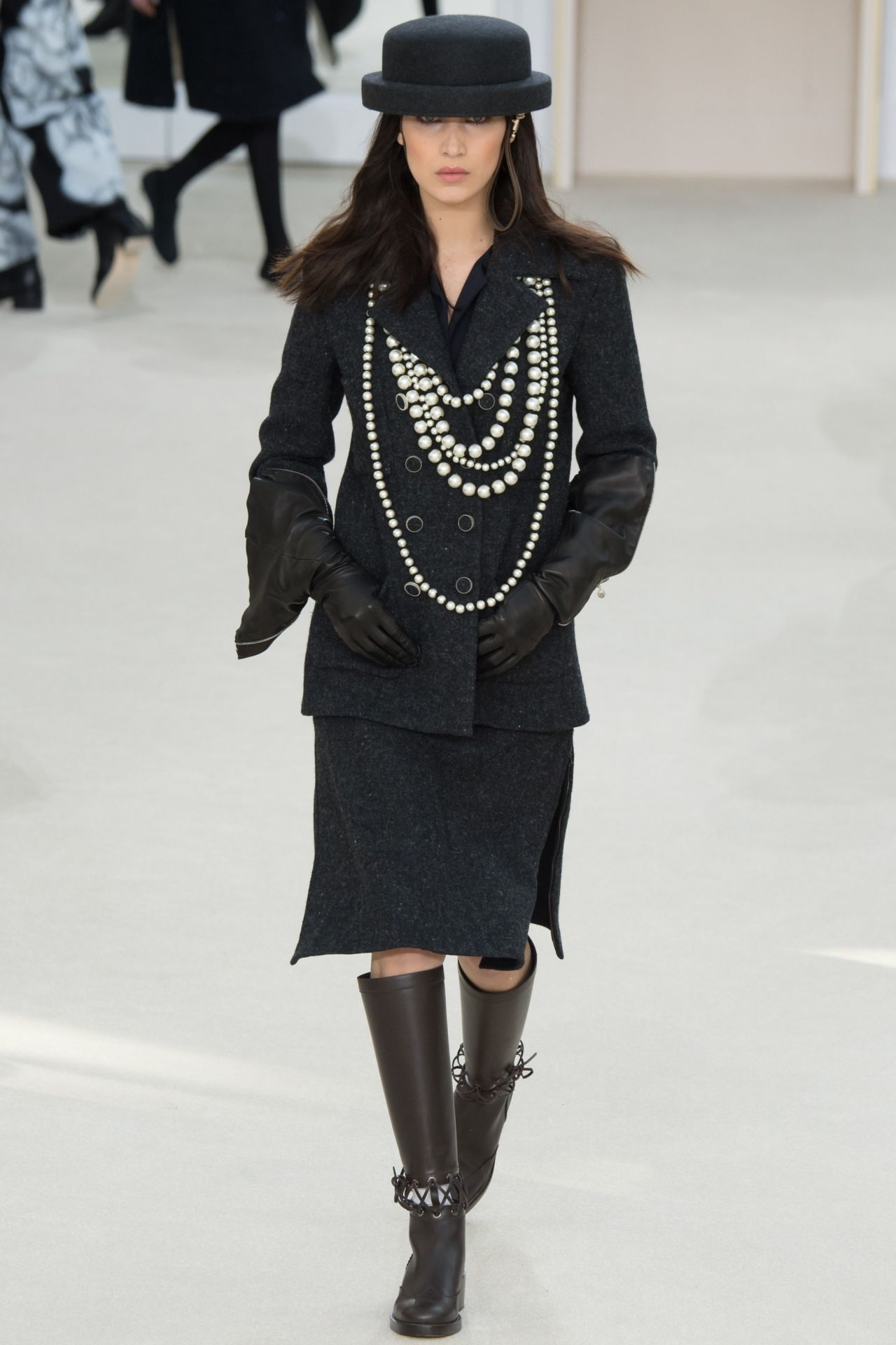 Chanel Cuba Fashion Show London