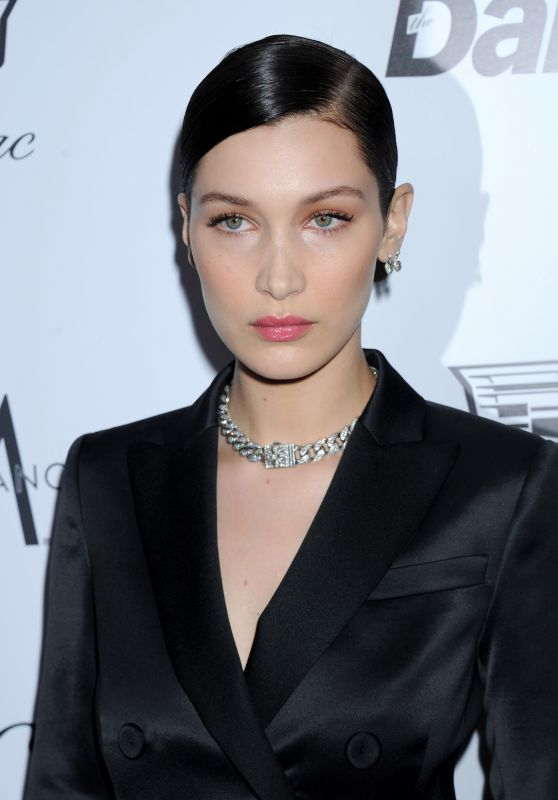 Bella Hadid – The Daily Front Row Fashion Los Angeles Awards 2016 in West Hollywood
