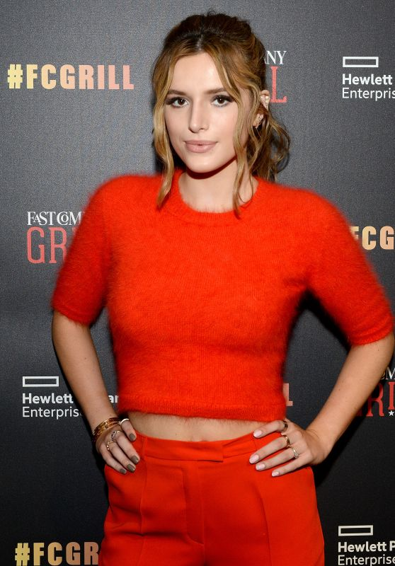 Bella Thorne at Fast Company Grill – SXSW 2016 in Austin