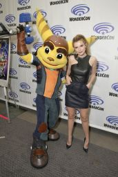 Bella Thorne - Ratchet & Clank WonderCon Presentation in Los Angeles 3/25/2016