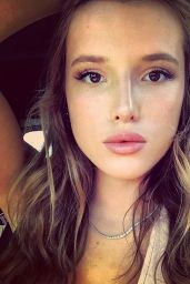 Bella Thorne Social Media Pics, 1/3/2016