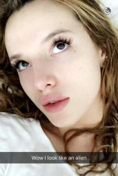 Bella Thorne Twitter and Instagram Pics, March 2016