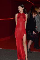 Bianca Balti – L'Oreal Red Obsession Party – Paris Fashion Week 3/8/2016