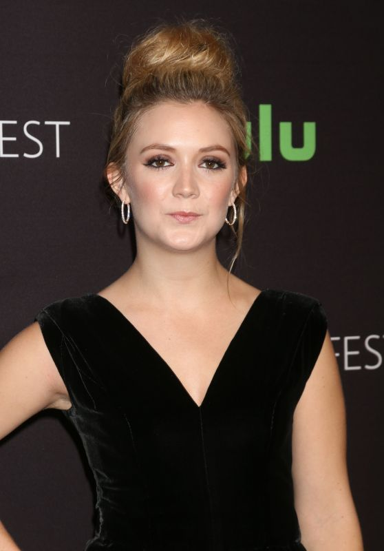 Billie Catherine Lourd – 'Scream Queens' Screening in Los Angeles – 2016 PaleyFest Los Angeles